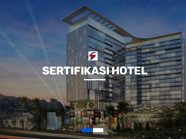 Layanan Sertifikasi Usaha Hotel