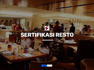 Layanan Sertifikasi Usaha Restaurant